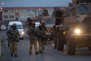 The SANDF was deployed to assist SAPS with crime operations on the Cape Flats in July 2019. Archive Photo: Ashraf Hendricks