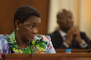 Bathabile Dlamini appears before SCOPA
