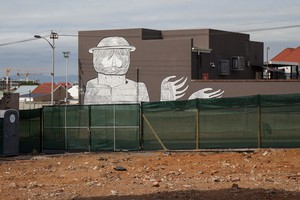 Graffiti in Salt River