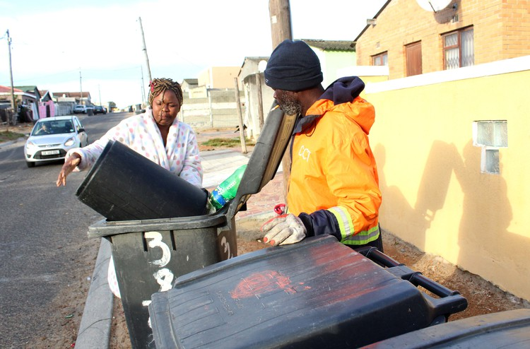 The Garbage Collectors