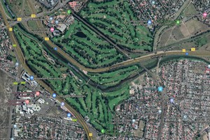 Google image of golf course