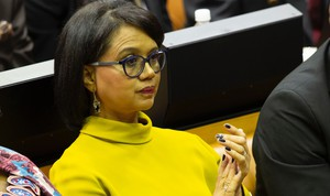 Photo of Tina Joemat-Petterson
