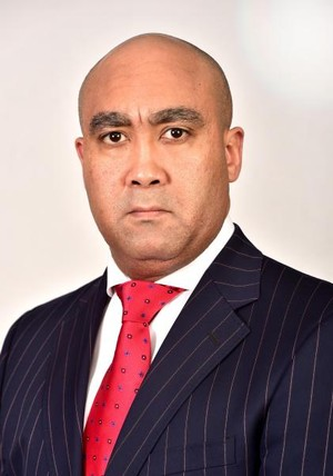 Photo of Shaun Abrahams