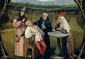 Image of Hieronymus Bosch painting