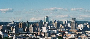 Photo of Harare skyline