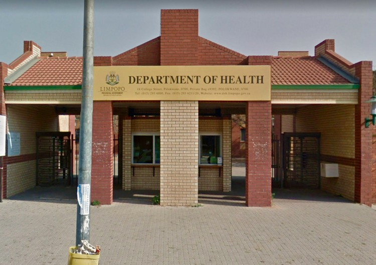 Photo of a healthcare centre in Limpopo