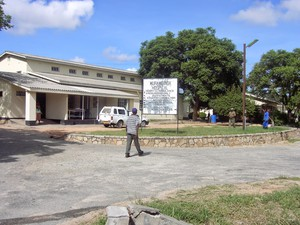 Photo of Murambinda Hospital