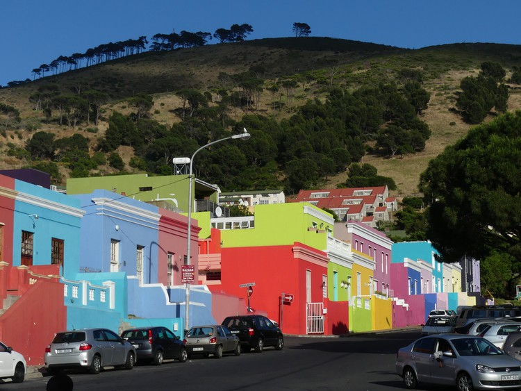 Photo of Bo Kaap