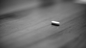 Photo of a pill