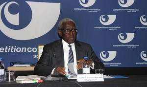 Photo of Justice Sandile Ngcobo