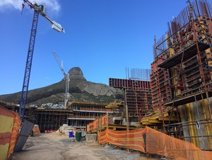 Photo of development in Sea Point