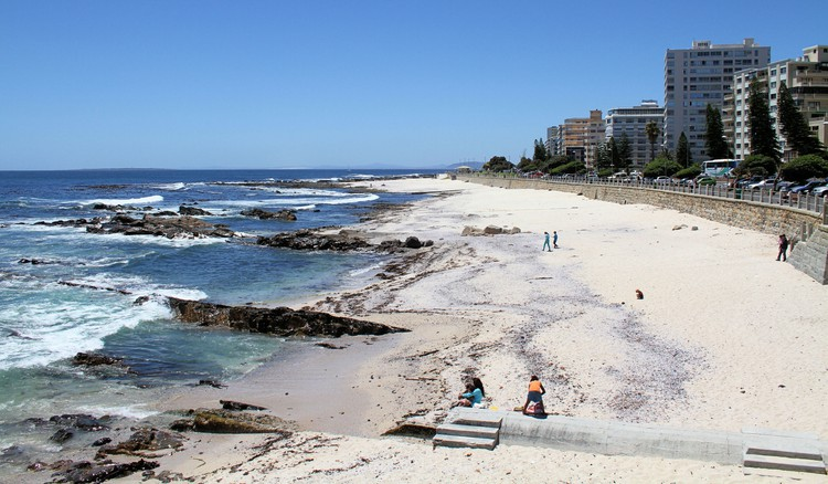 Photo of Sea Point beachfront
