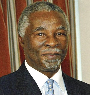Photo of Thabo Mbeki