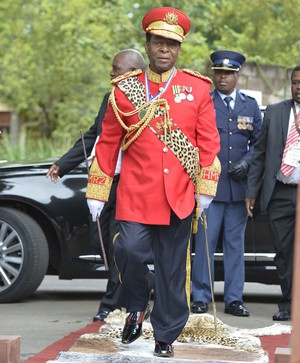 Photo of King Goodwill Zwelithini