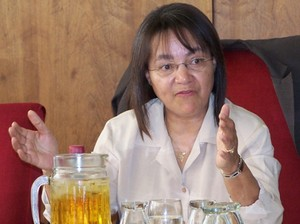 Photo of Mayor Patricia de Lille