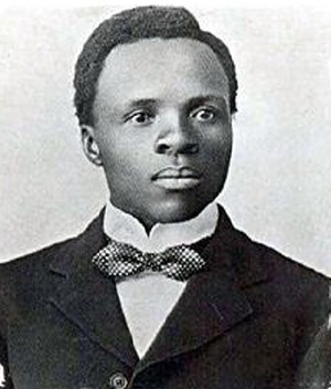 Photo of Sol T Plaatje