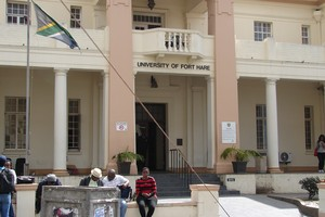 Photo of Fort Hare