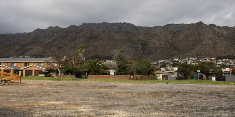 Gordon's Bay land for first mosque