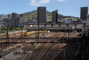 Cape Town Central Train Station