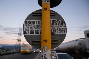 Abortion advertising
