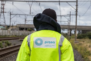 Prasa security guard