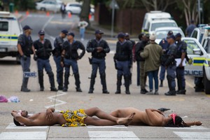 UCT Student Protests