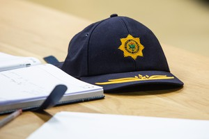 Photo of police cap