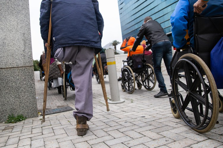 Wheelchair users demand better transport