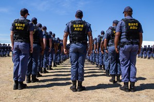 Anti-Gang Unit launch in Hanover Park