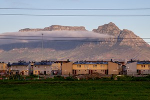 RDP houses in Langa