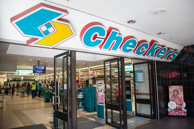 Photo of Checkers store