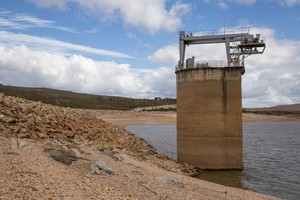 Photo of Theewaterskloof dam