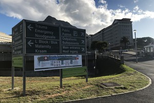 Photo of Groote Schuur