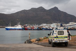 Photo of Hout Bay harbour