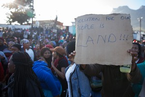 Hout Bay Protest