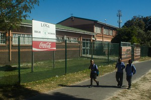 Photo of Langa High School