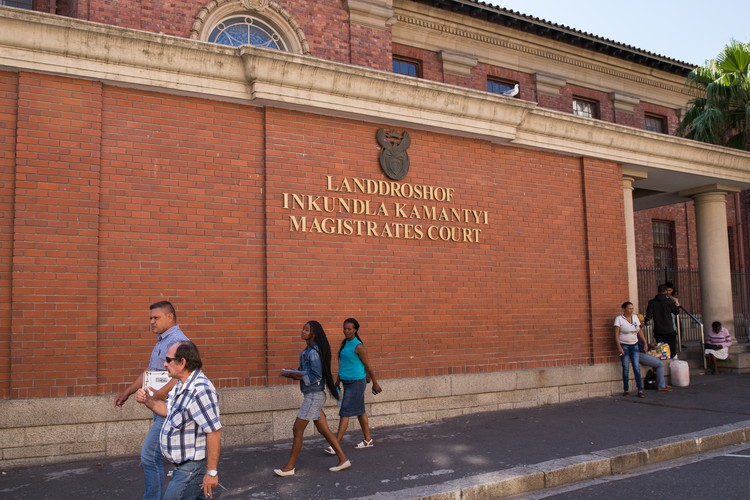Cape Town Magistrates Court