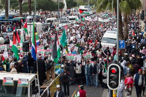 March for Al-aqsa mosque