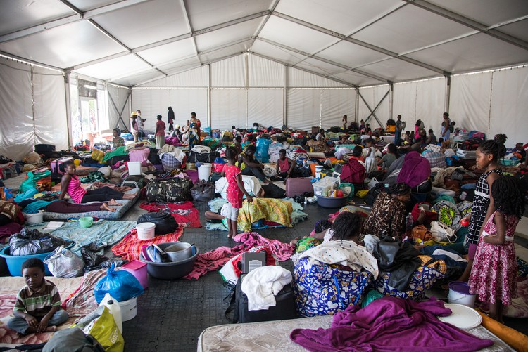 Refugees Relocated to Bellville