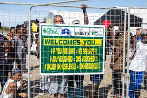 Strandfontein Homeless Site