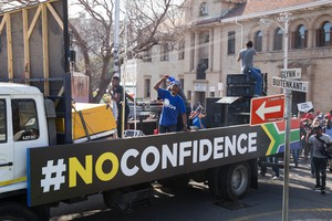 No Confidence Vote