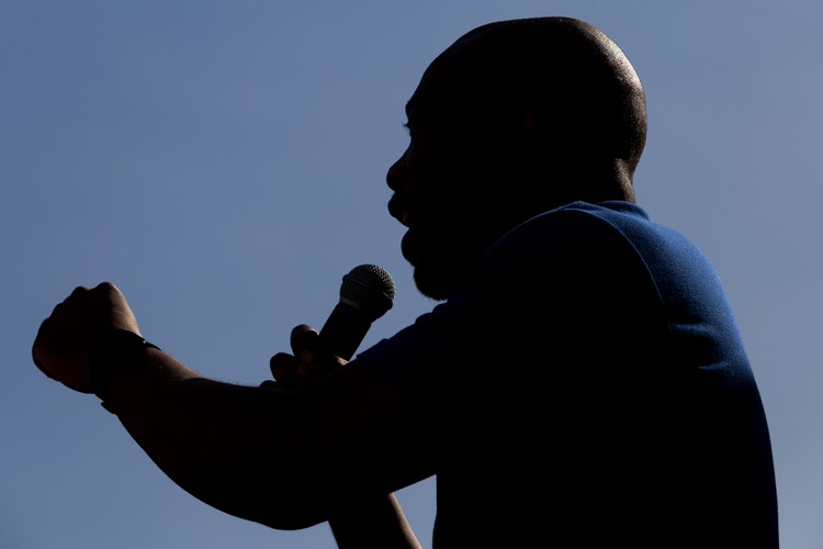 Photo of DA leader Mmusi Maimane