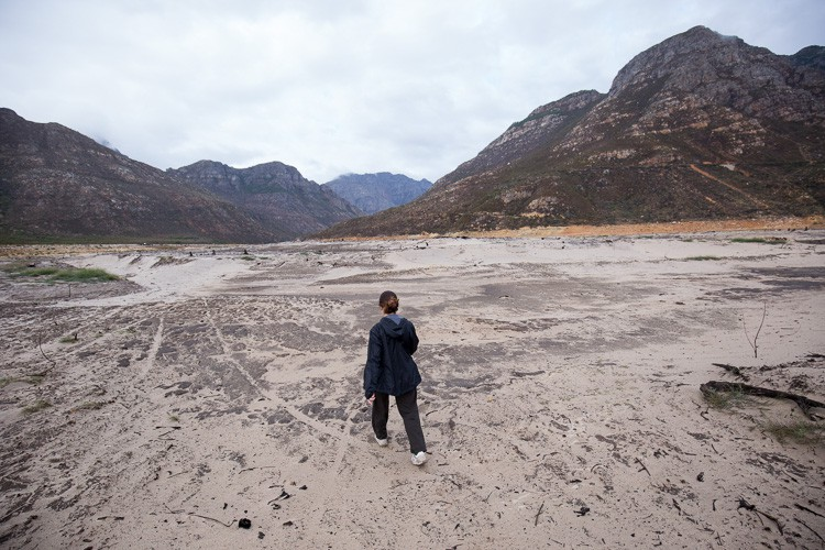 Berg River Dam in May 2017. Archive photo: Ashraf Hendricks