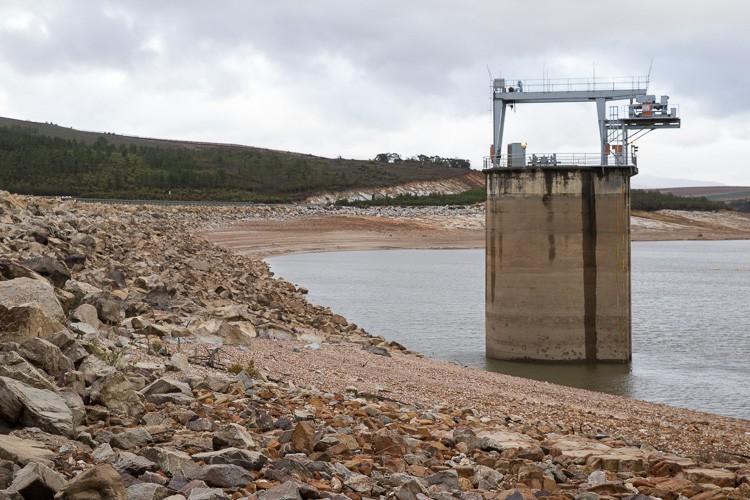 Theewaterskloof Dam in May 2017. Archive photo: Ashraf Hendricks