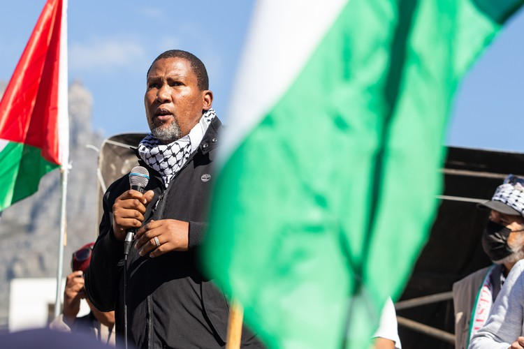 Call for Israeli embassy in Pretoria to be closed