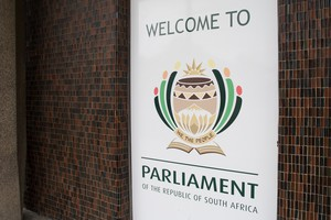Parliament in Cape Town