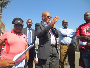 Photo of Stanley Mathabatha