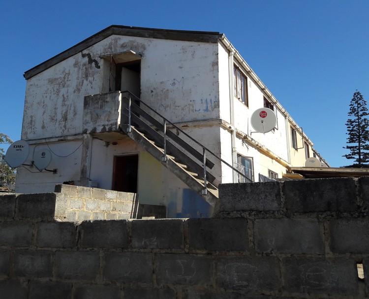 Photo of block of flats