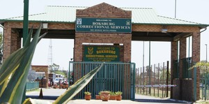 Photo of Boksburg prison