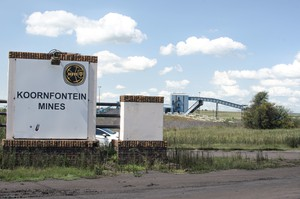 Photo of Koornfontein Mines